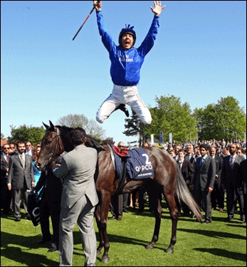 Dettori And Godolphin To Part Ways In 2013