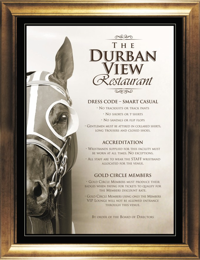 Invitation - KZN Breeders Race Day