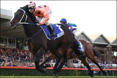 Black Caviar Makes It 21