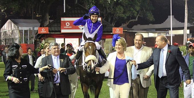 Great Results From KZN-Breds On Vodacom Durban July Day