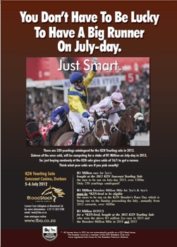 Suncoast KZN Yearling Sale Kicks Off Today