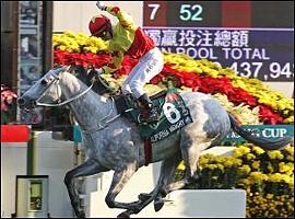 Hong Kong Racing Over The Weekend