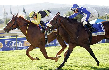 KZN Breeders Juvenile Million For 2012 KZN Yearling Sale Graduates - Log 1