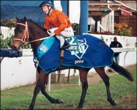 Dunford - 2005 Vodacom July Winner