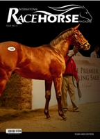 Rathmor's Gran Blanco Featured In International Horseracing Magazine