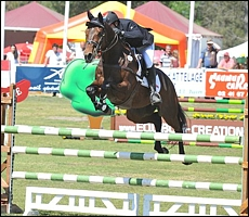 Showjumping phase