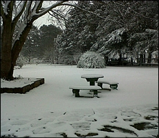 Snow In The KZN Midlands